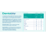 Dentoblis® - (30 rágótabletta) - menta