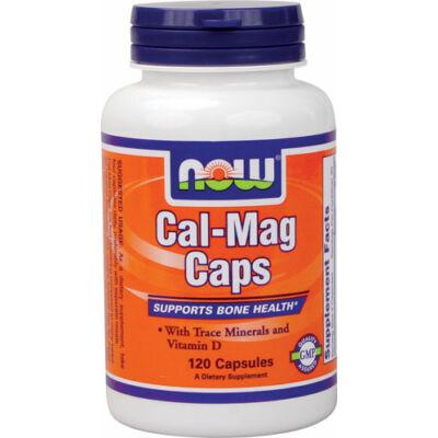 NOW Cal-Mag+D gelkapsz