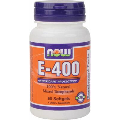 NOW E-400  50 sgels