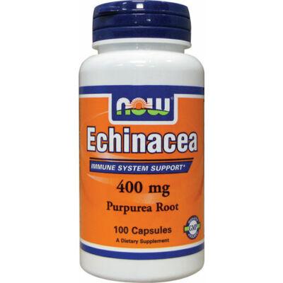 NOW Echinacea 400mg caps