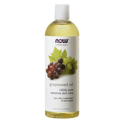 NOW Grape seed Oil