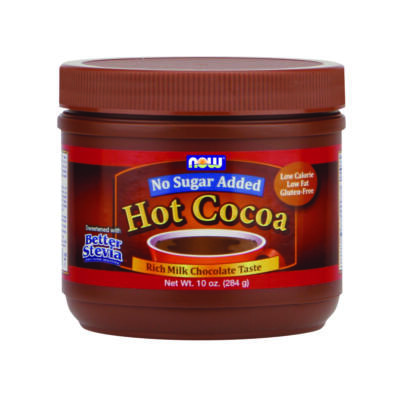 NOW Hot Cocoa
