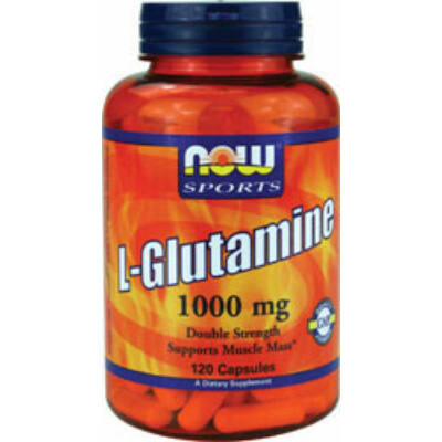 NOW L-Glutamin 1000mg