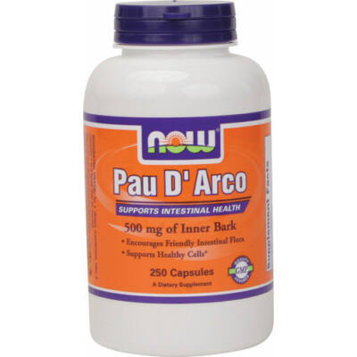 NOW Pau'd Arco 500mg