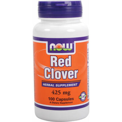 NOW Red Clover 425mg