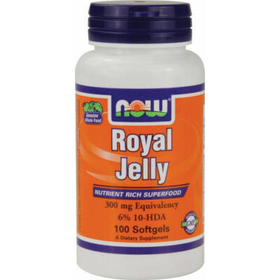 NOW Royal Jelly 300mg