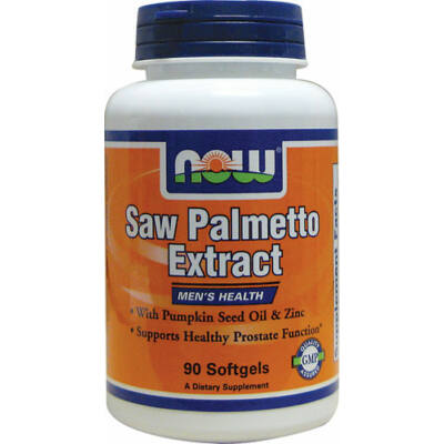 NOW Saw Palmetto ext 80mg
