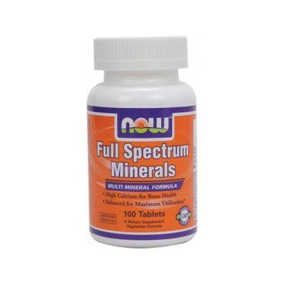 NOW Full Spectrum Minerals 100db