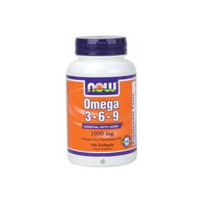 NOW Omega 3-6-9 (100 db)