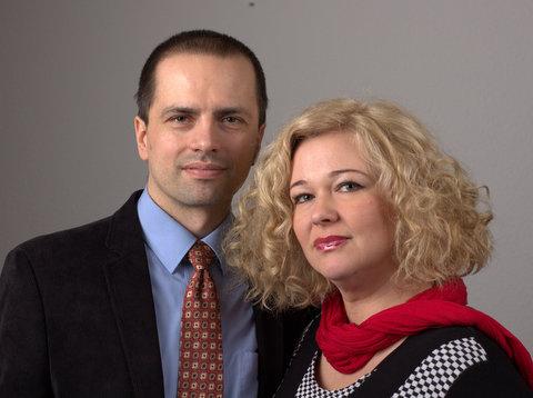 Lakos Antal és Balogh Andrea